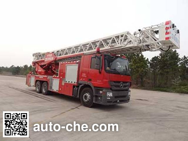 Zoomlion ZLJ5300JXFYT60 aerial ladder fire truck