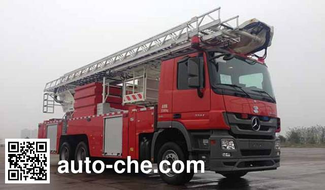 Zoomlion ZLJ5301JXFDG32 aerial platform fire truck