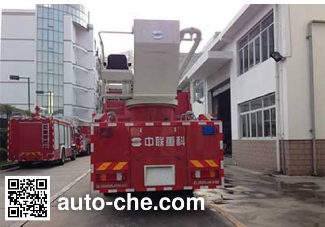 Zoomlion ZLJ5310JXFJP32 high lift pump fire engine