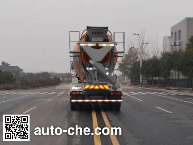 Zoomlion ZLJ5312GJBE concrete mixer truck