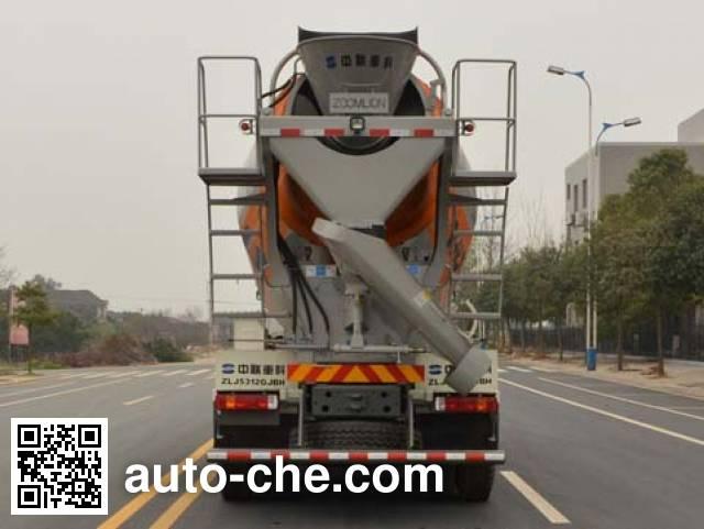 中联牌ZLJ5312GJBH混凝土搅拌运输车
