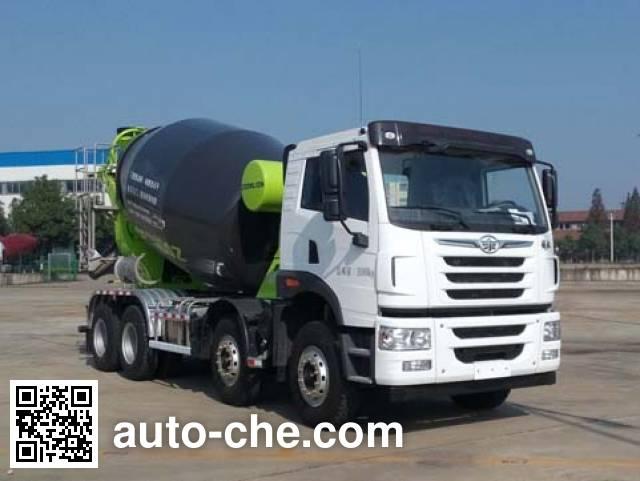 中联牌ZLJ5318GJBJE混凝土搅拌运输车