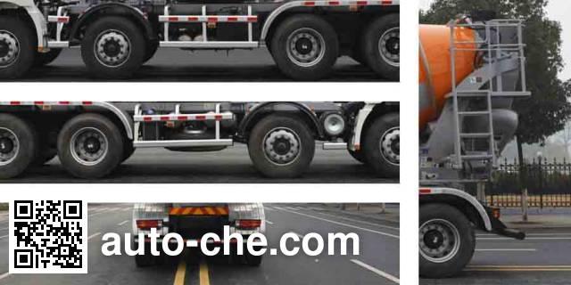 Zoomlion ZLJ5318GJBL concrete mixer truck