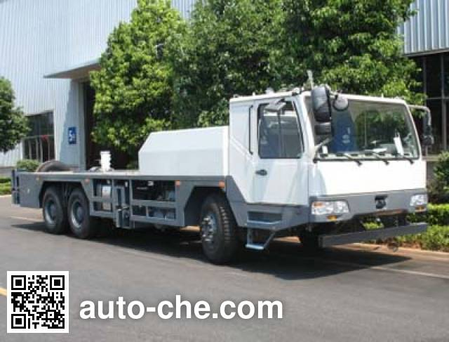 Zoomlion ZLJ5320JQZ truck crane chassis