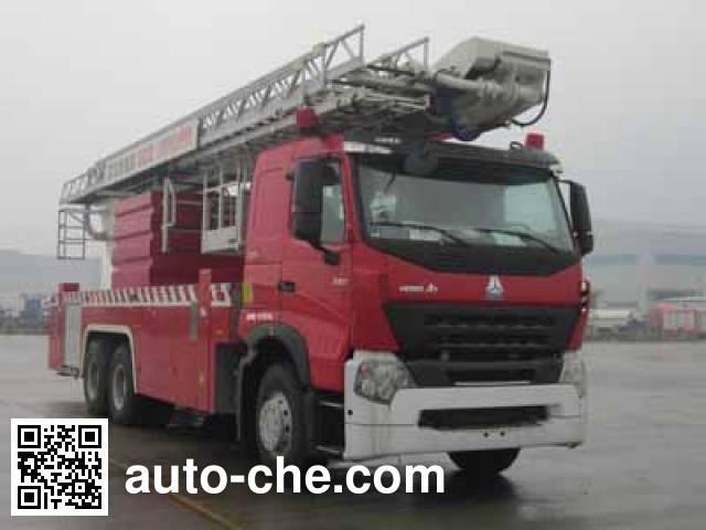 Zoomlion ZLJ5320JXFDG32 aerial platform fire truck