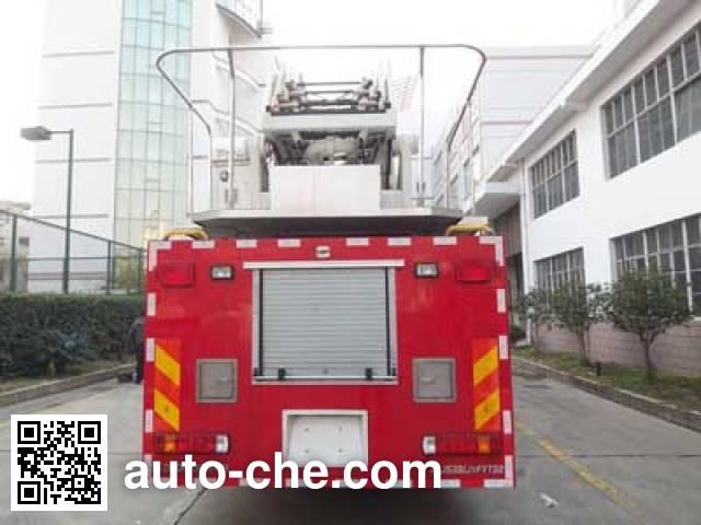 Zoomlion ZLJ5321JXFYT32 aerial ladder fire truck
