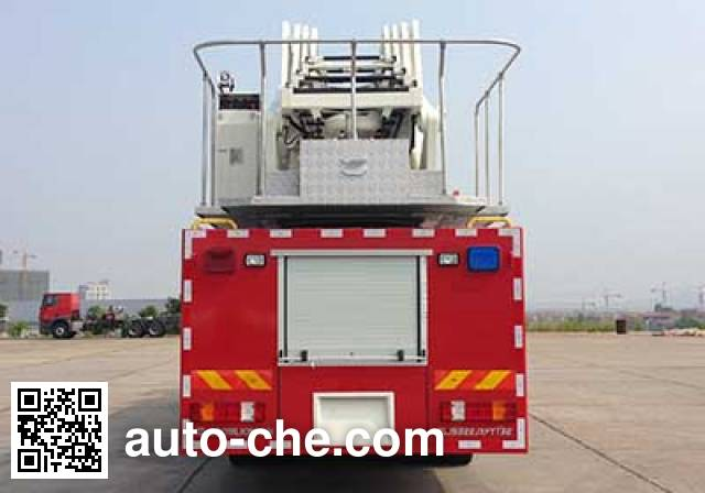 Zoomlion ZLJ5322JXFYT32 aerial ladder fire truck