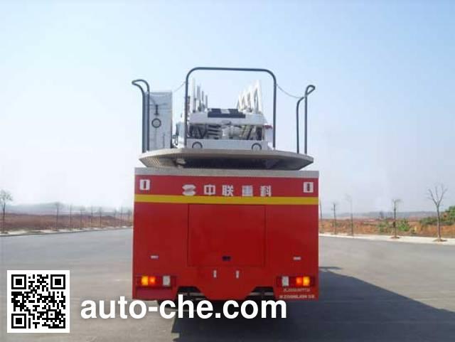 Zoomlion ZLJ5330JXFYT30 aerial ladder fire truck