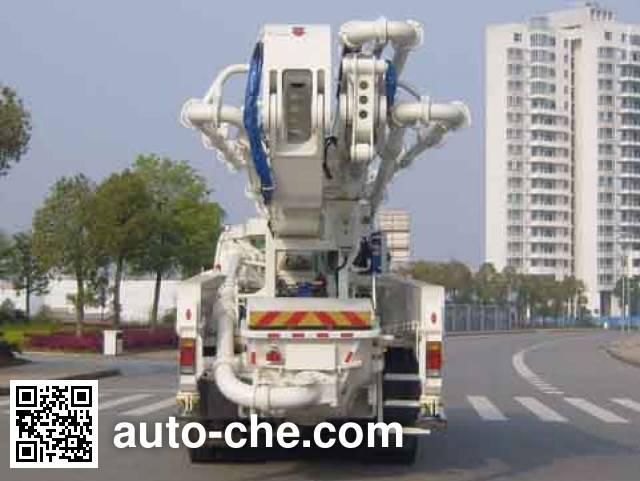 中联牌ZLJ5335THB混凝土泵车