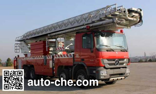 Zoomlion ZLJ5400JXFDG54 aerial platform fire truck