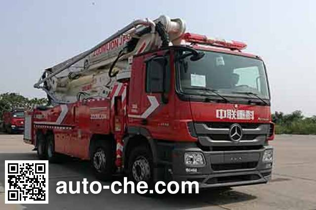Zoomlion ZLJ5400JXFJP50 high lift pump fire engine