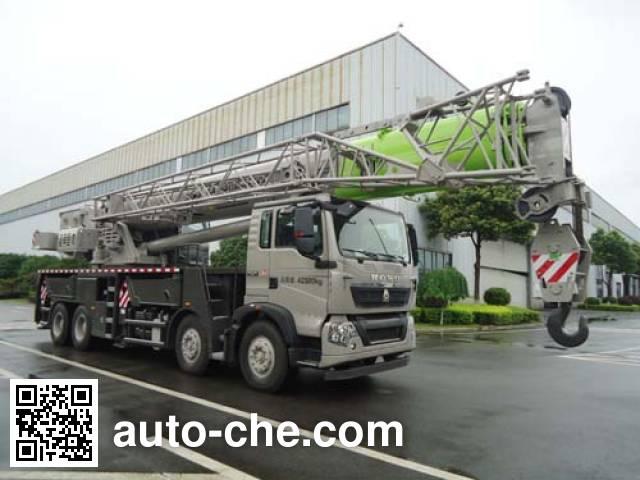 Zoomlion ZLJ5424JQZ55V truck crane