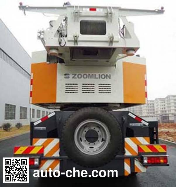 Zoomlion ZLJ5559JQZ130V truck crane