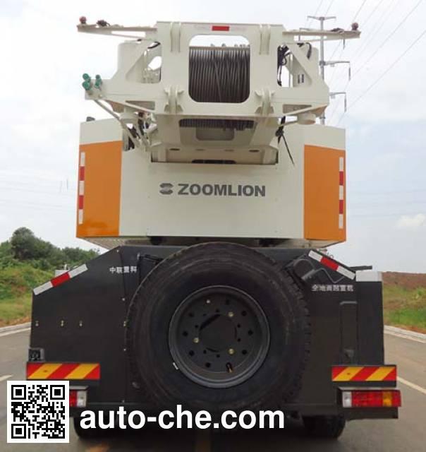 Zoomlion ZLJ5601JQZ200 автокран повышенной проходимости