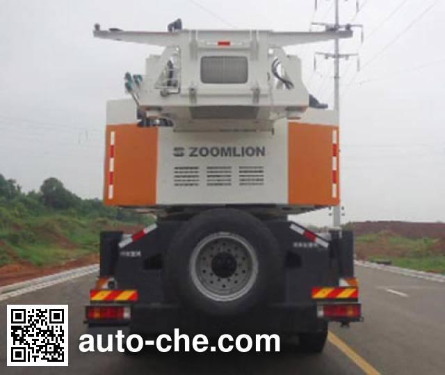 Zoomlion ZLJ5660JQZ100V truck crane