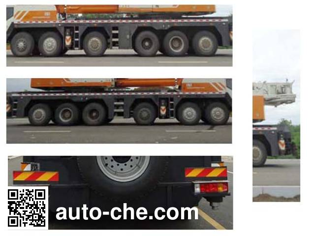 Zoomlion ZLJ5660JQZ220V truck crane