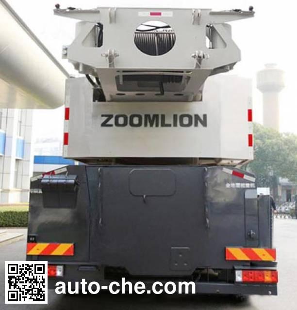 Zoomlion ZLJ5721JQZ300 all terrain mobile crane