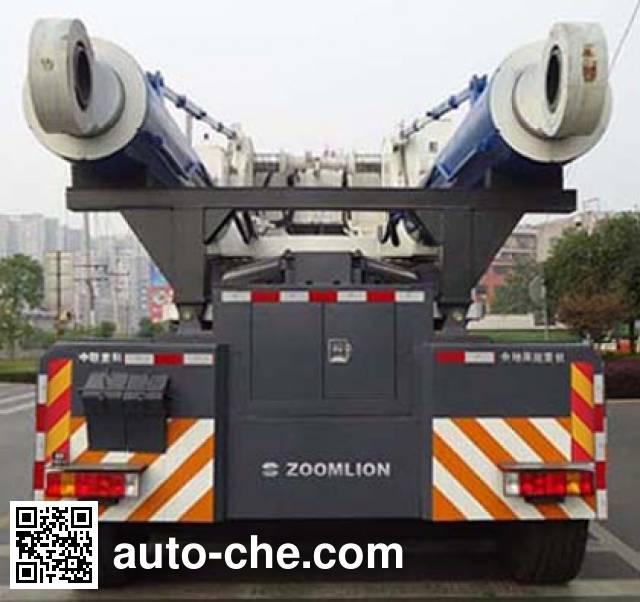 Zoomlion ZLJ5920JQZ800 all terrain mobile crane