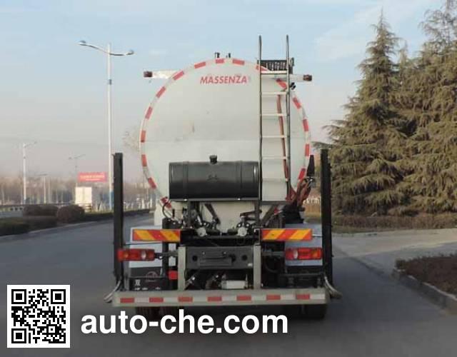 Shuangda ZLQ5160GLQ asphalt distributor truck