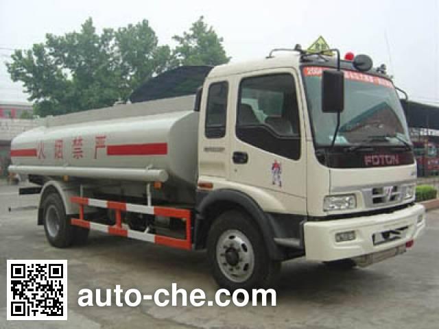Shuangda ZLQ5162GHY chemical liquid tank truck