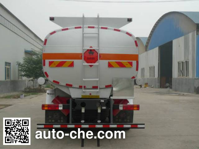 Shuangda ZLQ5313GYYC oil tank truck