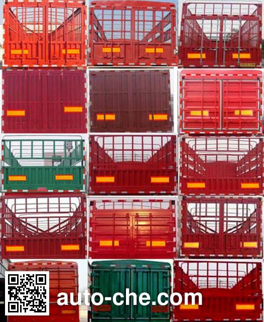 Yizhou ZLT9401CCY stake trailer