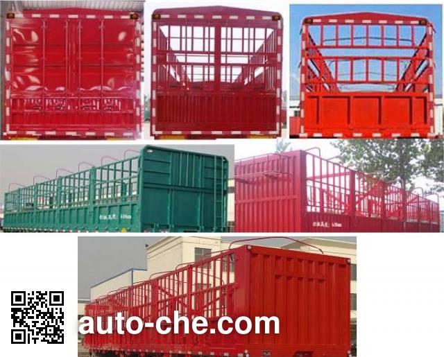 Yizhou ZLT9400CCY stake trailer