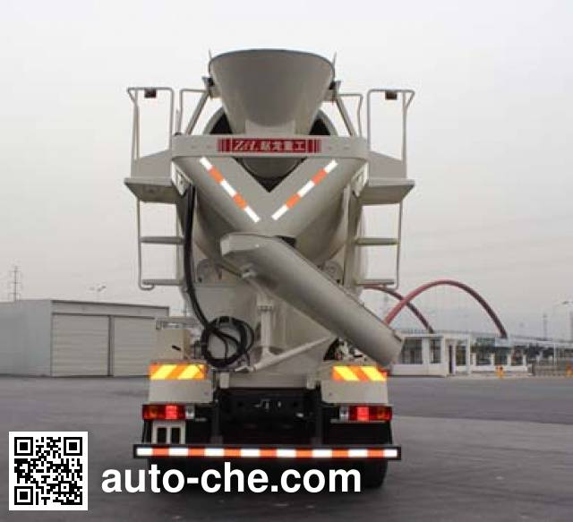 Zhaolong ZLZ5250GJB concrete mixer truck
