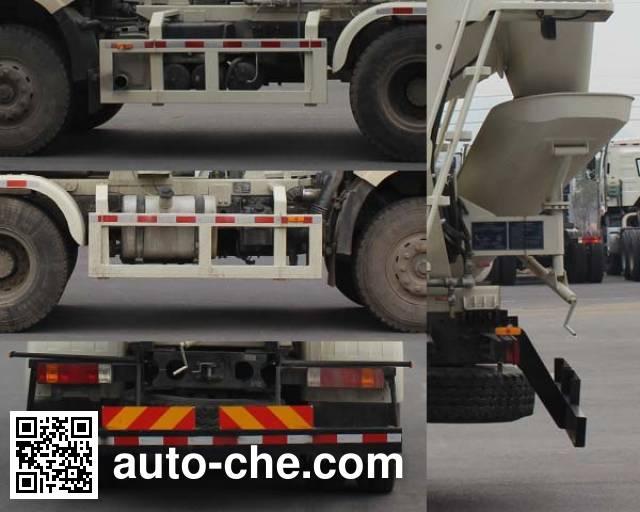Zhaolong ZLZ5250GJB2 concrete mixer truck