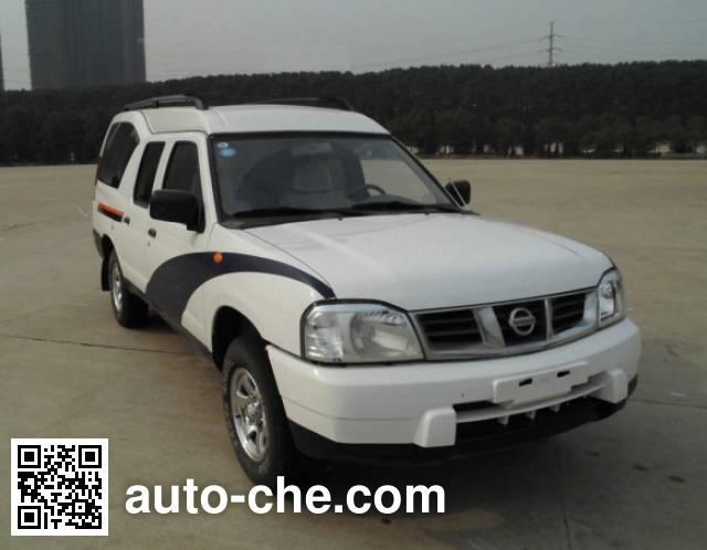 尼桑牌ZN5025XJQH2G5警犬运输车