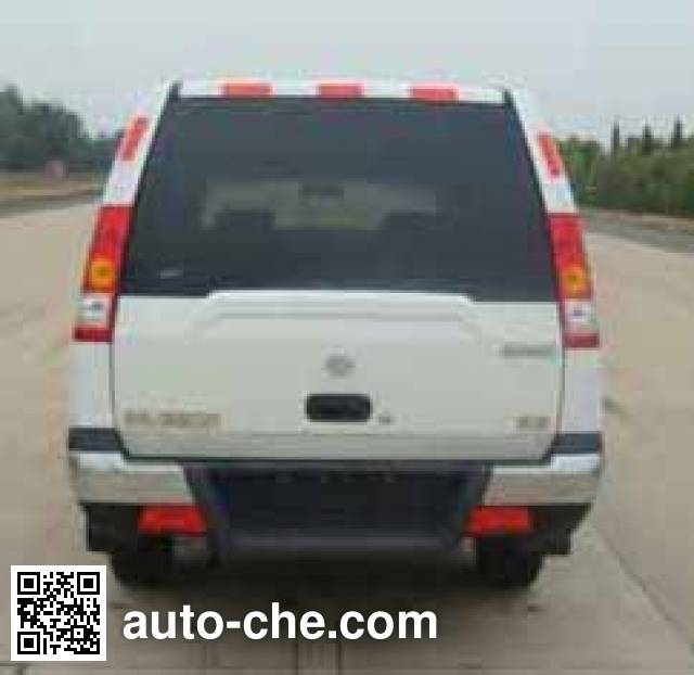 Dongfeng ZN5024XZHH2X4 command vehicle