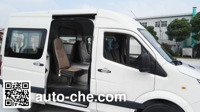 Dongou ZQK5040XBY1 funeral vehicle