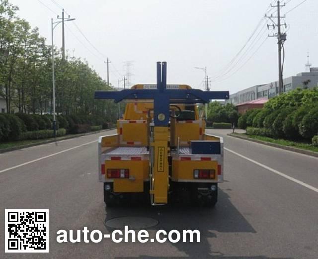 Changqi ZQS5040TQZQD wrecker