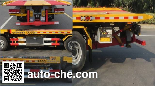 Changqi ZQS5081TQZJP5 wrecker