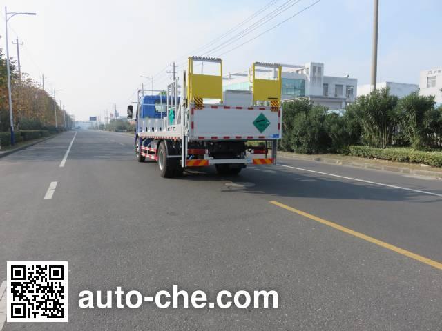 Changqi ZQS5161TQP gas cylinder transport truck