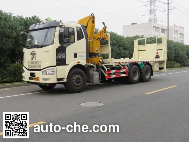 Changqi ZQS5251TQPF5 gas cylinder transport truck