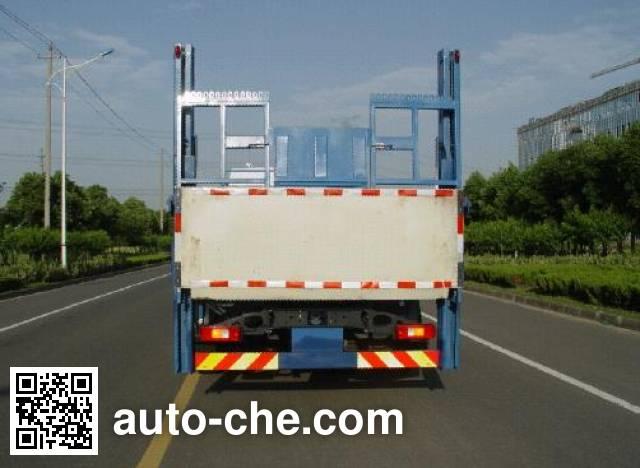 Changqi ZQS5260JHQ tail lift truck