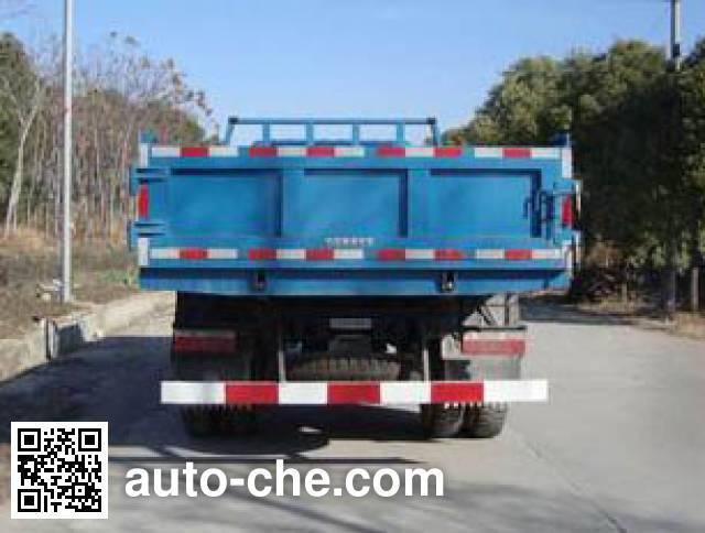中汽牌ZQZ3060Q4L自卸汽车