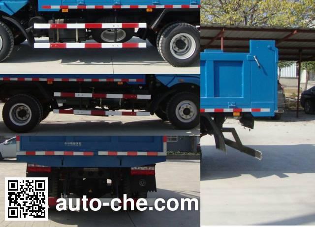 Zhongqi ZQZ3160Q4 dump truck