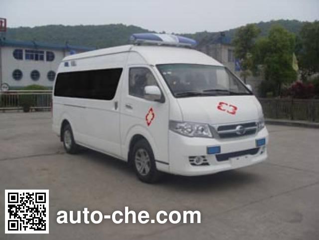 Zhongqi ZQZ5032XJH2 ambulance