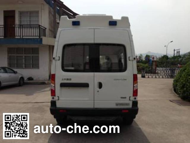 Zhongqi ZQZ5034XJH2 ambulance