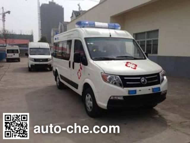 Zhongqi ZQZ5041XJH ambulance