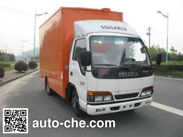 Zhongqi ZQZ5043XXC propaganda van