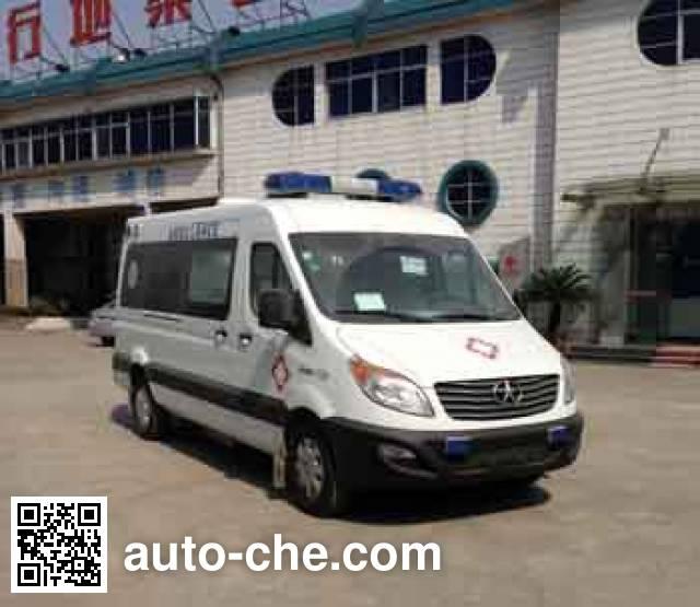 Zhongqi ZQZ5049XJH ambulance