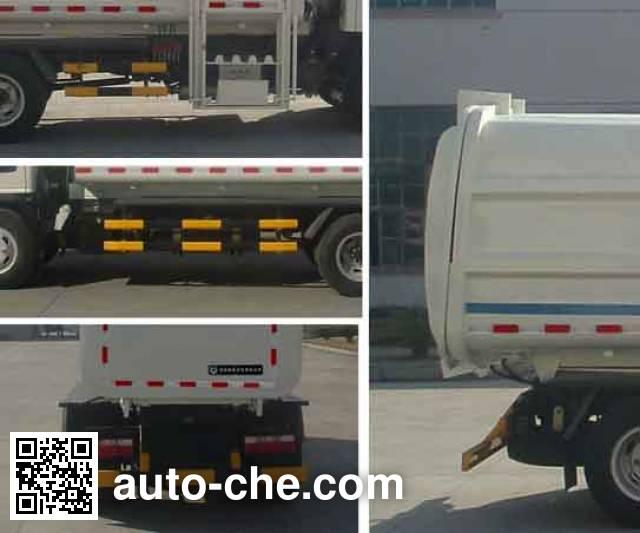 Zhongqi ZQZ5070ZZZ self-loading garbage truck
