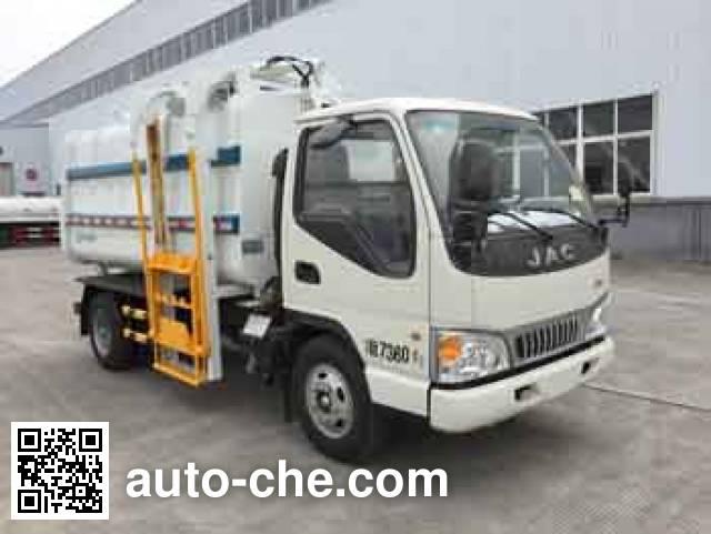 Zhongqi ZQZ5070ZZZ5 self-loading garbage truck