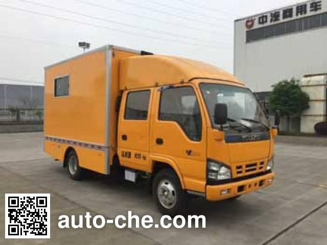 Zhongqi ZQZ5071XJC inspection vehicle