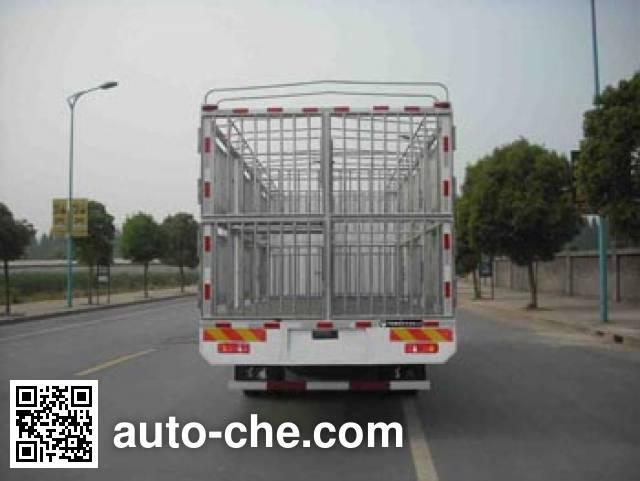 Zhongqi ZQZ5160CCQ livestock transport truck