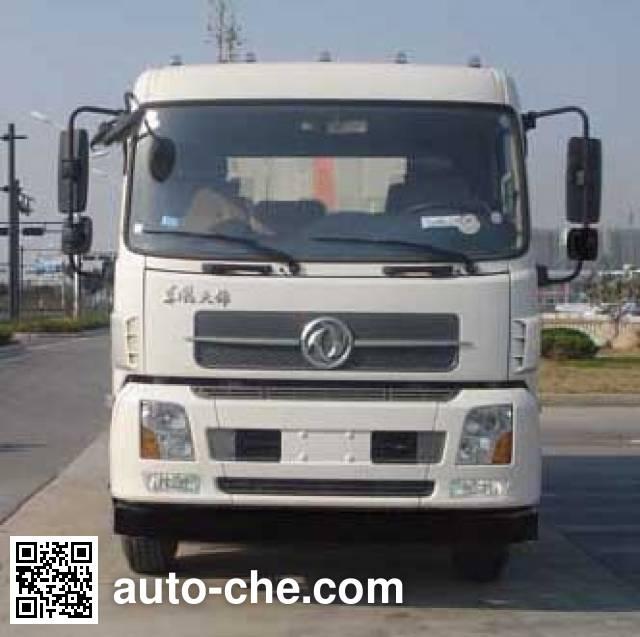 Zhongqi ZQZ5125ZDJ docking garbage compactor truck