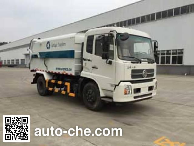 中汽牌ZQZ5160ZDJD5压缩式对接垃圾车